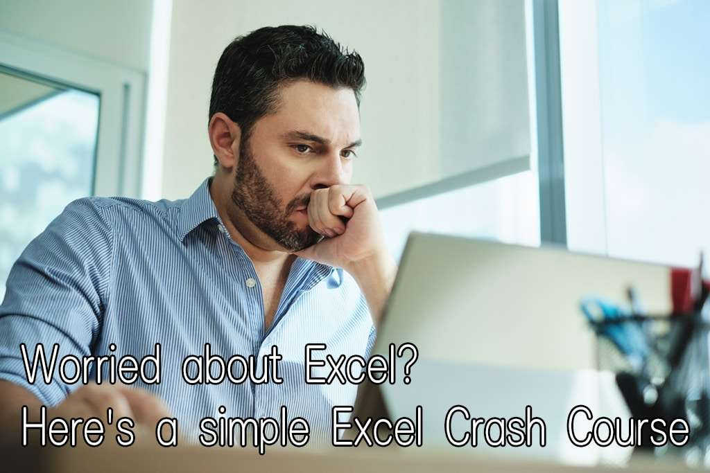 Simple Excel Crash Course Introduction